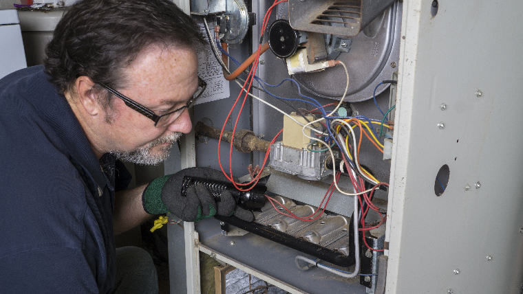 Rely on Pittsburgh's Best for fast heating repairs.